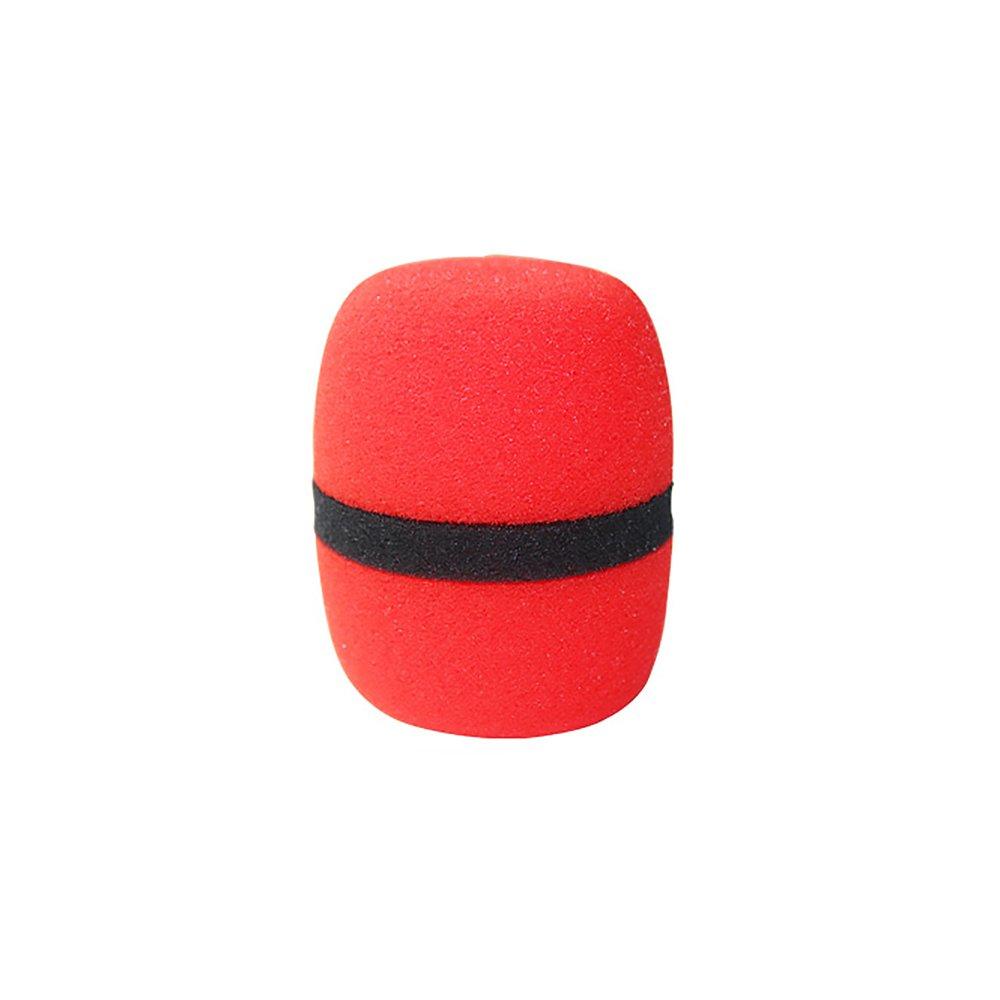 Tonver - Protection en mousse pour microphone 7cm bleu