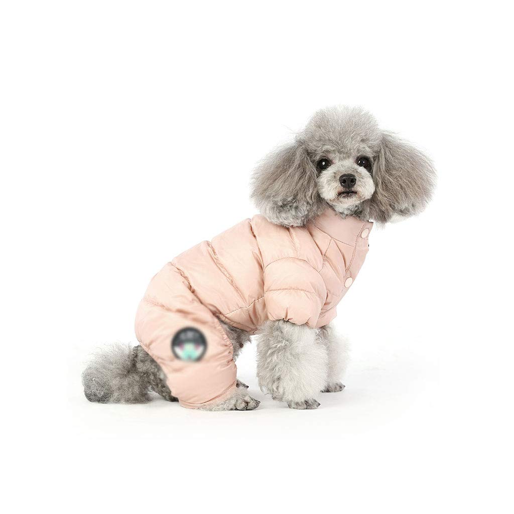 Pet Clothes Winter,Four-Legged Clothing Winter Coat Thickening