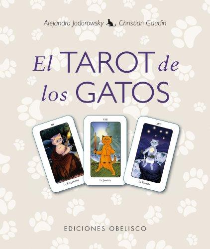 El tarot de los gatos (Libro + cartas) (Portada puede variar)