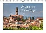 Piemont - am Fuss der Berge - Piemonteser Impressionen (Wall Calendar 2019, 14 Pages, Size DIN A4 = 8.27 x 11.69 inches)