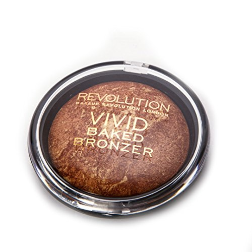Revolution Vivid Bronzer Professional Makeup (Rock on world)