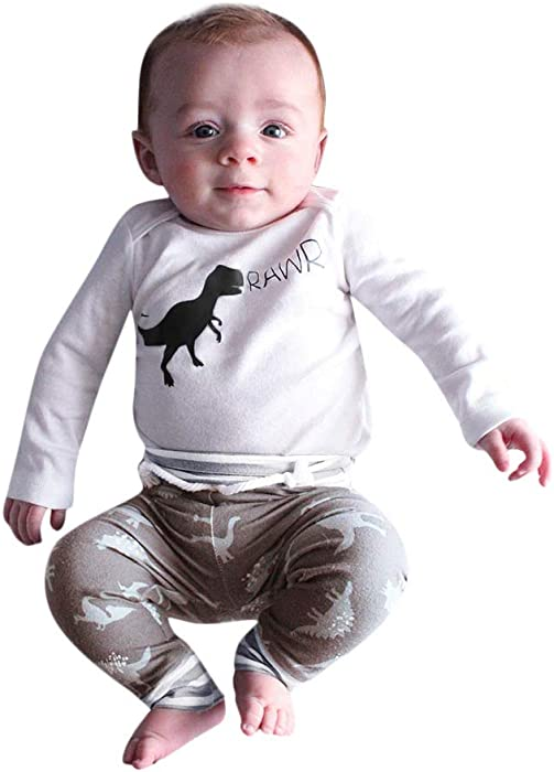 DIIMUU Kids Boys Clothes Baby boy Clothing Outfits Sets Shirt Pants Tracksuits