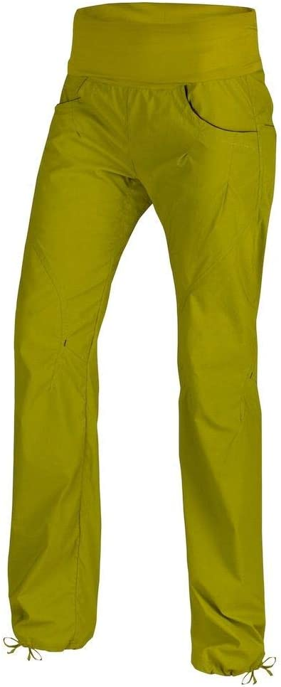 Ocun Noya Pantalones Mujer Amarillo//Rojo 2019