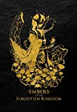 img - for Embers of the Forgotten Kingdom (Deluxe Leather Cover) book / textbook / text book