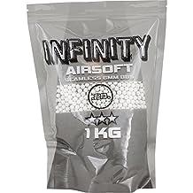 Valken Infinity 0.20g Ball Bearings, 1 Kg, White