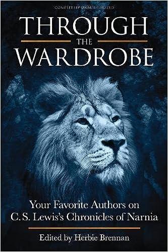 Amazon Through The Wardrobe Your Favorite Authors On Cs