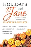img - for Holidays with Jane: Thankful Hearts (Volume 5) book / textbook / text book