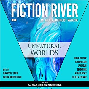 Unnatural Worlds Audiobook
