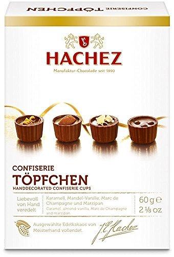 Hachez Confiserie-Töpfchen 60 g