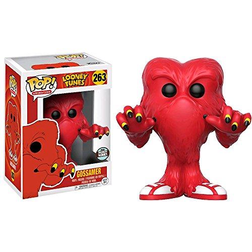 Funko Gossamer (Specialty Series): Looney Tunes x POP! Vinyl Figure & 1 POP! Compatible PET Plastic Graphical Protector Bundle [#263 / 11439 - B]