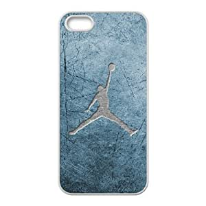 Personalized Creative Desktop Air Jordan For iPhone 5, 5S Send tempered glass screen protector LOSW893183