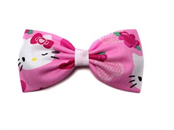 389f53ca0 Image Unavailable. Image not available for. Color: Hello Kitty Collection-hair  Bows for Girls ...