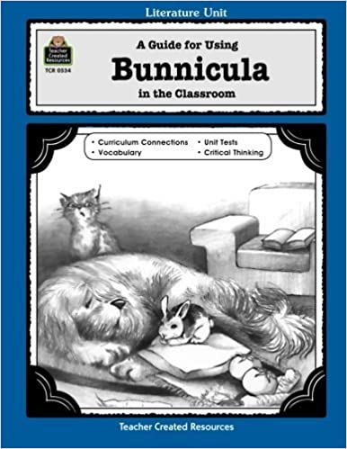 A Guide for Using Bunnicula in the Classroom (Literature Units) by Amy Shore (1995-03-01)