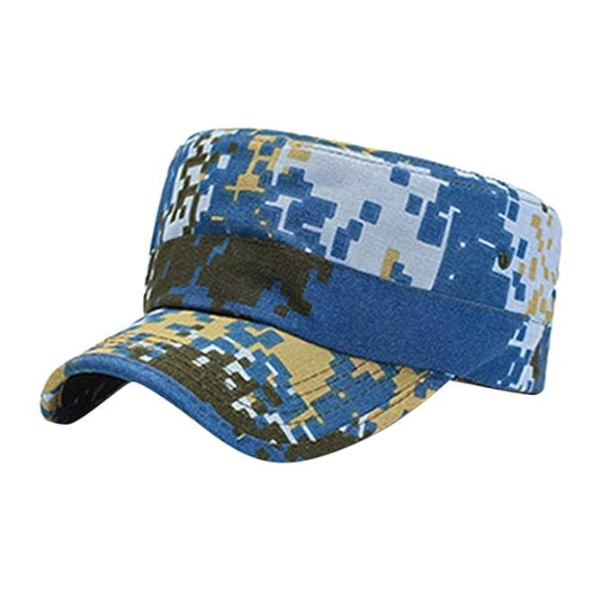 FRAUIT Gorras de Béisbol de Camuflaje para Mujer/para Hombre ...