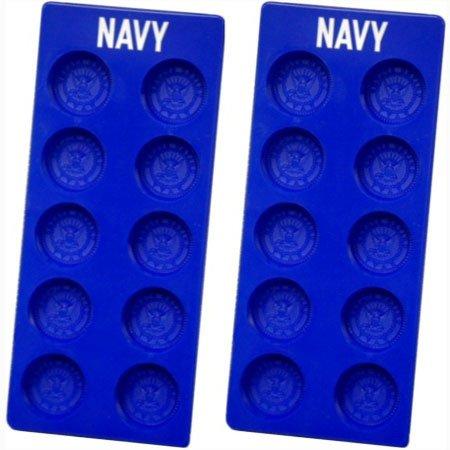 Navy (USN) Ice Cube (Eagle Ice Mold)