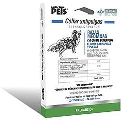 Fancy Pets Ms - Collar Antipulgas P/Perro Med