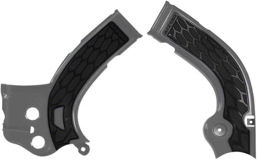 Acerbis 2374261015 Black Frame Guards