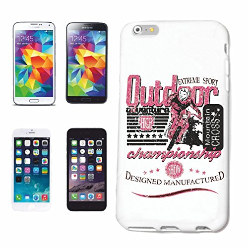 "cas de téléphone iPhone 6+ Plus ""OUTDOOR EXTREME SPORTS CHAMPIONSHIP MOTOCROSS FREESTYLE MOTOCROSS EXTREME SPORTS DE PLEIN AIR MOTOCROSS BIKE CROSS BIKE FREESTYLE"" Hard Case Cover Téléphone Covers Sma"