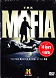 The History Channel : 12 Episode Mafia Collection : The Prohibition Years , Birth of the American Mafia , the Kennedys and the Mob , Unions and the Mob , Empire of Crime , Lucky Luciano: Chairman of the Mob , Meyer Lansky: Mob Tycoon , Genovese: Portrait