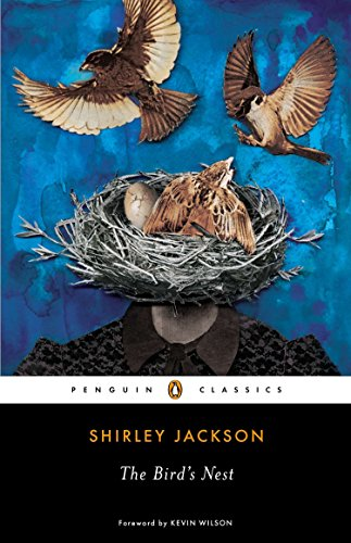 Book cover from The Birds Nest by Shirley Jackson