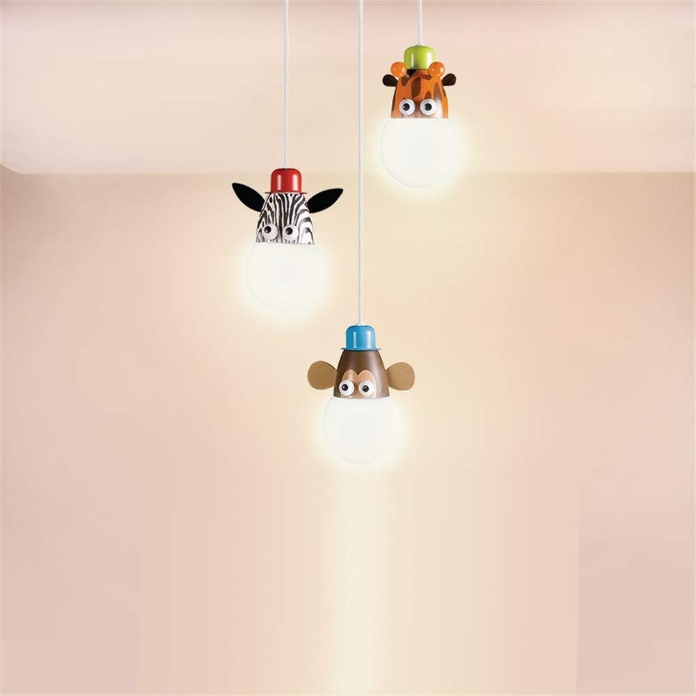 Kinderzimmer - lampe, schlafzimmer - lampe, cartoon der lampe, amerikanische deckenleuchte,drei lange linien, warmes licht