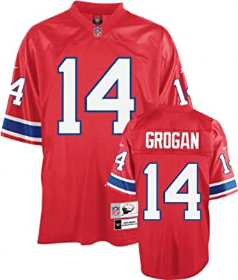Very Rare NFL New England Patriots Steve Grogan American Football ...