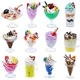 play dough cupcake set - Fineder 10pcs Smart Play Dough Tools Set Cupcake Celebration Ice Cream Cup Juice Cup set