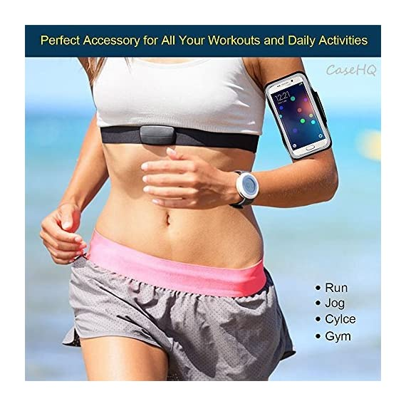 """SweatProof Armband for Big Phones, [3 Pack] CaseHigh Shop for iPhone 6S/6/5S/5/5C/4/4S & Galaxy S5/S6 Plus S7 LG G5 V10… 4 Universal Designed: Up to 5.7"""" diagonal size. This waterproof dry bag fits almost all of phones, for instance, Apple iPhone 4/4S,iPhone SE/5S/5,iPhone 6/6s,iPhone 6 Plus/6S Plus, Samsung Galaxy S4/S5/S6 edge, Samsung Galaxy S7/S7 edge, Samsung note 4/ note5, LG G5 ,LG K7, LG K10, Nokia Lumia, BlackBerry, Motorola MOTO G, Keys, Cash, MP3 Player and other personal device less than 5.7 Built-in hidden key holder to help you minimize carrying extra things when hitting the gym! Reflective strip around border to enhance 'Jog Safe' precaution Enjoy the full use of your phone through the protective screen cover on the armband with fully touch compatible, easily answer calls, manage your playlist, or activate your stopwatch without removing the phone"""