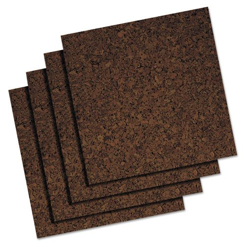 (Quartet Cork Panel Bulletin Board - QRT101 supplier:shoplet)