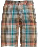 "Tommy Bahama Men's Port Madras Plaid 10"" Shorts"