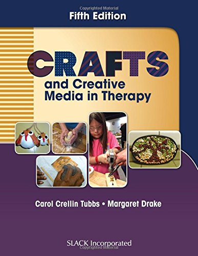 1630911097 - Crafts and Creative Media in Therapy