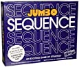 Jumbo Sequence Board and Card Games Box Edition with Party Funny Toy Family Game