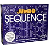 Jumbo Sequence Board & Card Games Box Edition With Party Funny Toy - Family Game