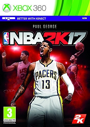 NBA 2K17 (Xbox 360) by 2K Games