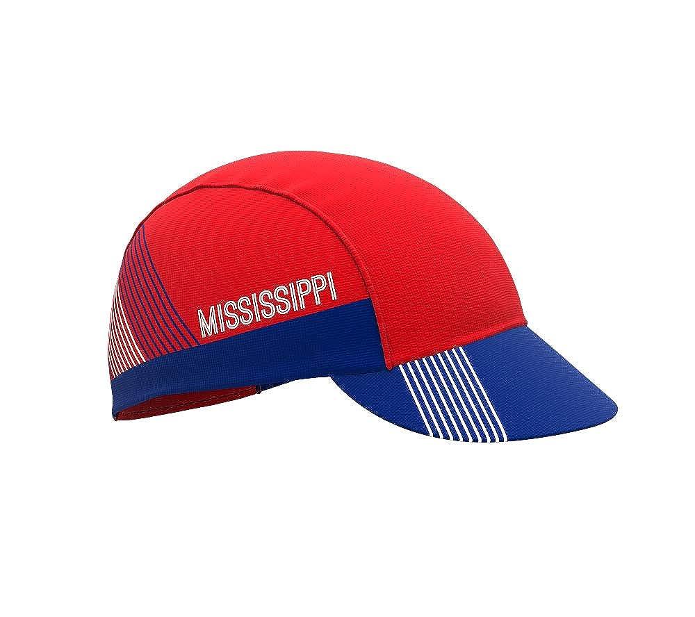 ScudoPro Mississippi Bike Cycling Cap