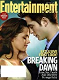 Entertainment Weekly May 6 2011 Robert Pattinson & Kristen Stewart/Twilight Breaking Dawn on Cover, How I Met Your Mother, When Cannes Film Festival was Young