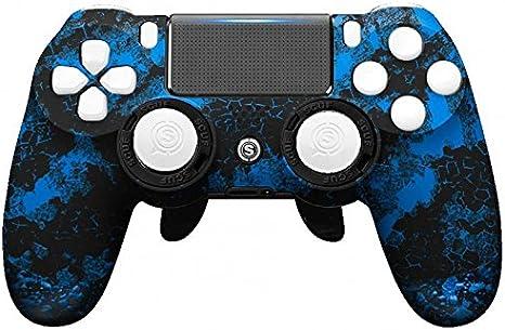 Controlador PS4 SCUF Infinity PRO Camo Azul: Amazon.es: Electrónica