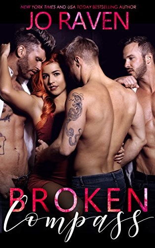 Broken Compass: A Contemporary Standalone Reverse Harem Romance Novel cover