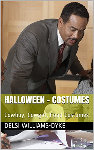 (Halloween - Costumes: Cowboy, Cowgirl, Food)