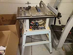 Delta Ts200ls Shopmaster 10 Inch Portable Bench Saw With