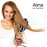 AIMA BEAUTY One-Step Hair Dryer And Volumizer Hot
