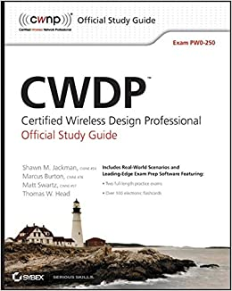 Buy CWDP Certified Wireless Design Professional Official Study Guide: Exam  PW0 250 (Sybex Serious Skills) Book Online At Low Prices In India | CWDP ...