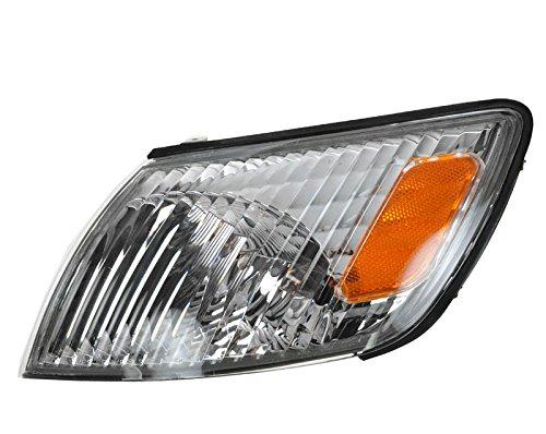 Side Marker Corner Parking Light Turn Signal Driver Left LH for 00-01 ES300 (Lexus Es300 Headlamp Assembly)