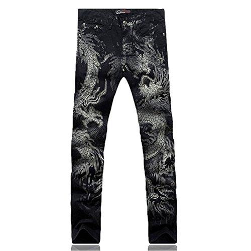 Dragon Pants Motorcycle - 3