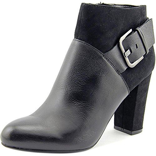 Toe Fashion Black Suede Bar III Womens Closed Ankle Nimble Boots CWqZnX