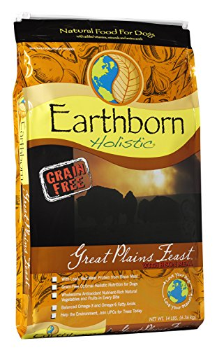 Earthborn Holistic, Great Plains Feast, 14 Pound Bag