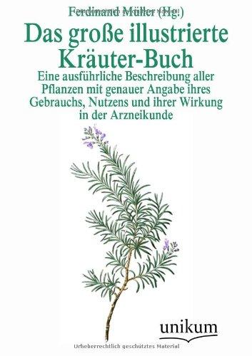 Das große illustrierte Kräuter-Buch (German Edition) PDF