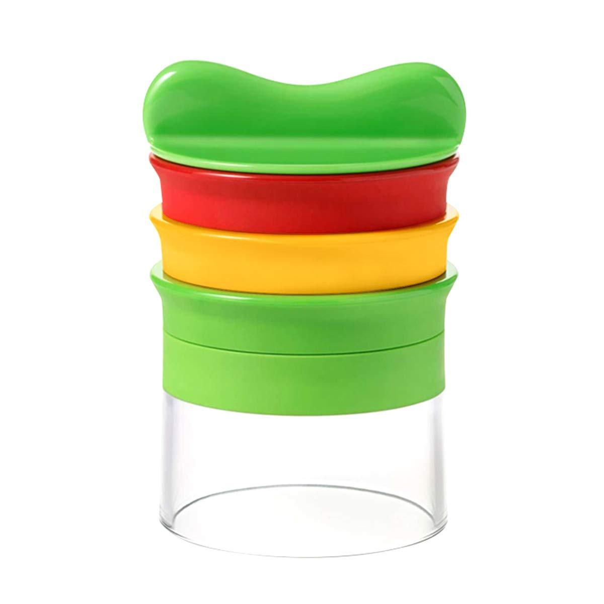 Spiralizer de légumes INKERSCOOP 3 lames Trancheuse à légumes Spiralizer poche, trancheuse en spirale crée des nouilles Spaghetti sans fin, Spiralizer de légumes et de coupe pour les courgettes, carottes