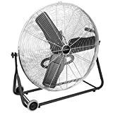 Solidwell 30 Inch Light Commercial Floor Fan 24890