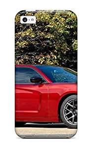 Fashionable Style Case Cover Skin For Iphone 5c- Dodge Charger 4